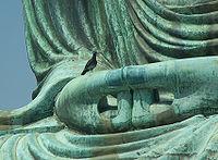 鎌倉大仏の印相