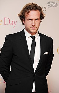 Rafe Spall. Source: Wikipedia