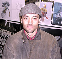 Alex Maleev. Source: Wikipedia