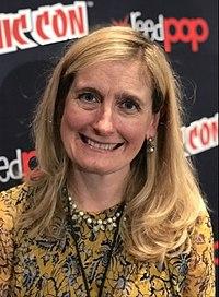 Cressida Cowell. Source: Wikipedia