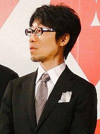 Yasuhiro Yoshiura. Source: Wikipedia