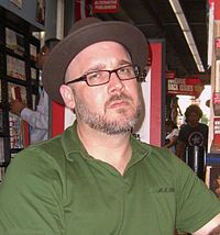 Ed Brubaker. Source: Wikipedia