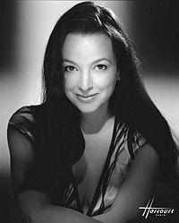 Eliette Abécassis. Source: Wikipedia