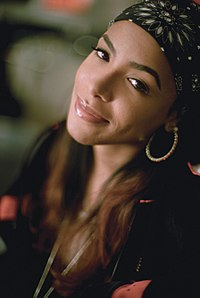 Aaliyah. Source: Wikipedia