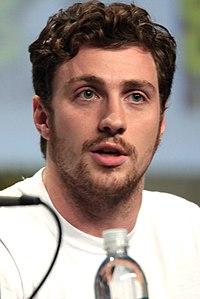 Aaron Taylor-Johnson. Source: Wikipedia