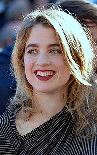 Adèle Haenel. Source: Wikipedia