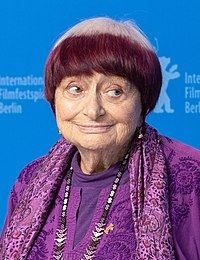 Agnès VARDA. Source: Wikipedia
