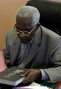 Aimé Césaire. Source: Wikipedia