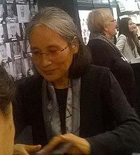 Aki SHIMAZAKI. Source: Wikipedia