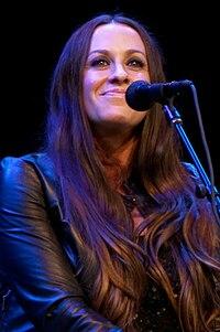 Alanis Morissette. Source: Wikipedia