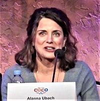 Alanna Ubach. Source: Wikipedia