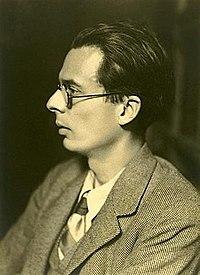 Aldous Huxley. Source: Wikipedia