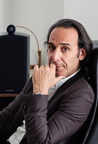 Alexandre Desplat. Source: Wikipedia