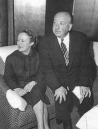Alma Reville. Source: Wikipedia