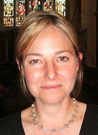 Alice Roberts. Source: Wikipedia
