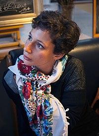 Alice Zeniter. Source: Wikipedia