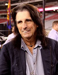 Alice Cooper. Source: Wikipedia