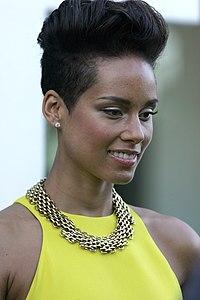 Alicia Keys. Source: Wikipedia