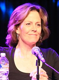 Sigourney Weaver. Source: Wikipedia