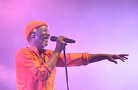 Alpha Blondy. Source: Wikipedia
