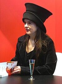 Couverture de Amélie Nothomb