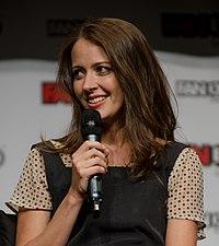 Amy Acker. Source: Wikipedia
