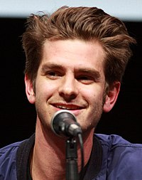 Andrew Garfield. Source: Wikipedia