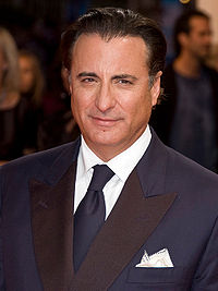 Andy Garcia. Source: Wikipedia
