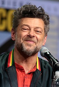 Andy Serkis. Source: Wikipedia
