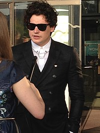 Aneurin Barnard. Source: Wikipedia