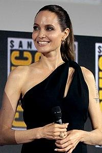 Angelina Jolie. Source: Wikipedia