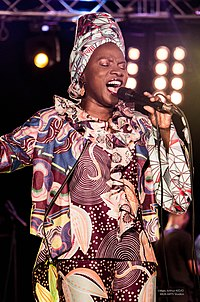 Angélique Kidjo. Source: Wikipedia