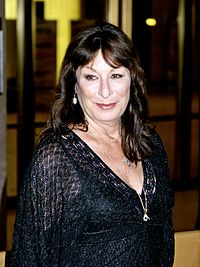 Anjelica Huston. Source: Wikipedia