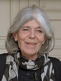 Anna Enquist. Source: Wikipedia