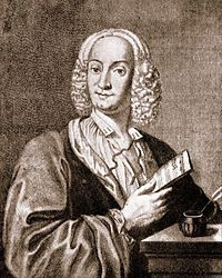 Antonio Vivaldi. Source: Wikipedia