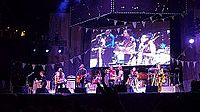 Arcade fire. Source: Wikipedia