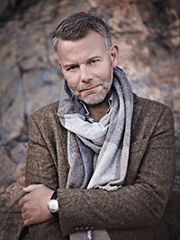 Arne Dahl. Source: Wikipedia