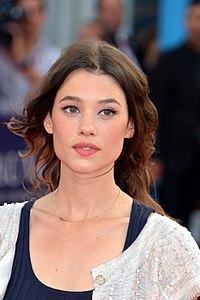 Astrid Berges-Frisbey. Source: Wikipedia