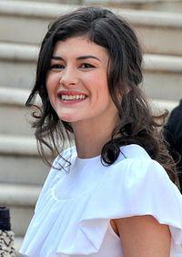 Audrey Tautou. Source: Wikipedia