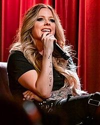 Avril Lavigne. Source: Wikipedia