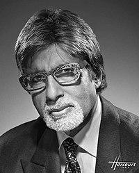 Amitabh Bachchan. Source: Wikipedia