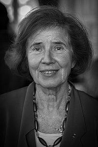 Beate Klarsfeld. Source: Wikipedia