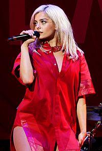 Bebe Rexha. Source: Wikipedia