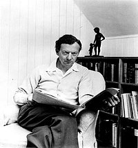 Benjamin Britten. Source: Wikipedia