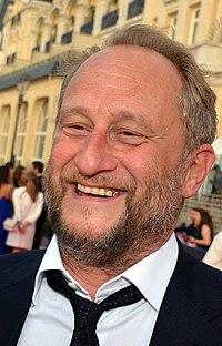 Benoît Poelvoorde. Source: Wikipedia