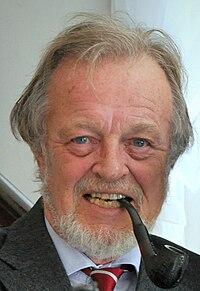 Bernard Cornwell. Source: Wikipedia