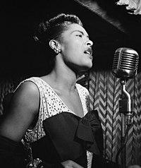 Billie Holiday. Source: Wikipedia