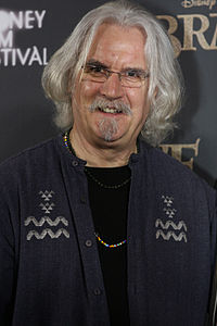 Billy Connolly. Source: Wikipedia