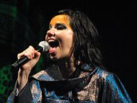 Björk. Source: Wikipedia