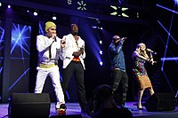 Black Eyed Peas (The). Source: Wikipedia